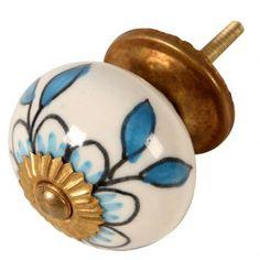 Puxador delicate blue - Westwing.com.br - Tudo para uma casa com estilo