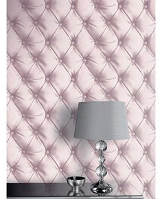 Arthouse adds a touch of luxury with quilted pink wallpaper. Arthouse wallpaper is available at Go Wallpaper UK. Pastel Color Wallpaper, Blush Wallpaper, Wallpaper Uk, Metallic Wallpaper, Paper Wallpaper, Colorful Wallpaper, Pink Feature Wall, Feature Wall Bedroom, Rose Bedroom