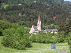 Wallfahrtskirche Maria Trens in Freienfeld bei Sterzing