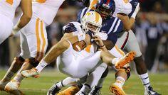 Three Tennessee starters — senior quarterback Justin Worley, junior left guard Marcus Jackson and freshman right tackle Coleman Thomas —...