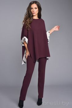 overshirt and matching pants 2019 Curvy Outfits, Dress Outfits, Casual Dresses, Fashion Dresses, Dress Over Pants, Modern Hijab Fashion, Look Blazer, Mein Style, Moda Chic