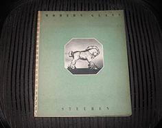 STEUBEN 1939 BECK GRAVURE Book NEW YORK World's Fair PARIS 1937 EXHIBITION Waugh