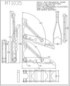 How to Install a Hydraulic Excavator or Backhoe Thumb in