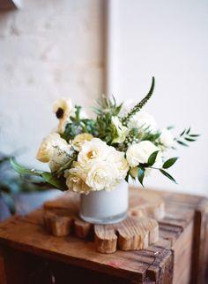 Simple & elegant bouquet inspiration: http://www.stylemepretty.com/2014/06/27/wiup-simple-and-elegant-bouquet-inspiration/   photography: http://marjorieprvl.com/