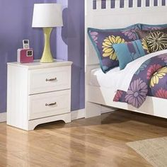 Lulu 3 Piece Twin Bedroom Set | Nebraska Furniture Mart