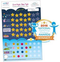 Sleep Reward Chart Good Night Sleep Tight Reward Chart