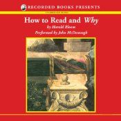 How to Read and Why Harold Bloom is Sterling Professor of Humanities at Yale University, Berg Professor of English at New York University, and a former Charles Eliot Norton Professor at Harvard. He has written more than 20 books of literary criticism. From a lifetime of writing and teaching about literature, this great scholar exhorts readers to consider the pleasures and benefits of reading well.