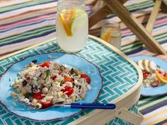 Get this all-star, easy-to-follow Orzo Salad recipe from Trisha Yearwood