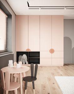 Kids Bedroom Designs, Bedroom Closet Design, Kids Room Design, Chambre Nolan, Baby Room Decor, Bedroom Decor, Home Furniture, Furniture Design, Wardrobe Door Designs