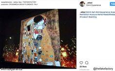 THE FAKE FACTORY : ESPERIENZA IMMERSIVA NELL'ARTE DI GUSTAV KLIMT / IMMERSIVE EXPERIENCE IN THE ART OF KLIMT  #KlimtExperience #klimtexperience #IMMERSIVE #VIDEO #ART #EXPERIENCE #immersiveartexperience #stefanofake #thefakefactory #videomapping #videomappingprojections #videoart #videoarte #art #immersiveart #gustavklimt #klimt #milano #mudec #mudecmilano #mudecmi #reggiadicaserta #caserta