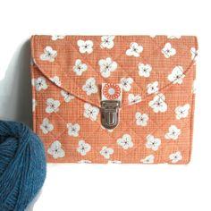 Pochette de rangement, fermeture cartable, pour aiguilles à tricoter : Porte-monnaie, portefeuilles par dehem