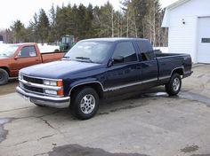 Chevy Silverado 1994