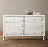 Bellina Wide Dresser - changing table option