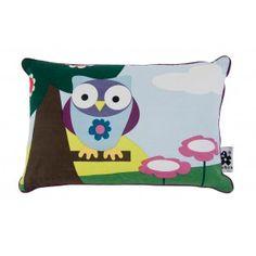 Cuscino con Gufo in albero di Sebra Interior for Kids