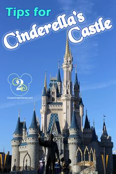 Click here for tips for Cinderella's Castle to make your next trip to Walt Disney World extra magical. Disney Secrets, Disney World Tips And Tricks, Disney Tips, Disney Parks, Disney Cruise, Disney Honeymoon, Disney World Planning, Disney World Vacation, Disney Vacations