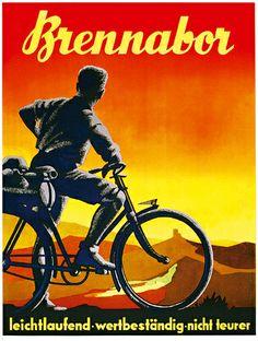 Brennabor Fahrrad 1938