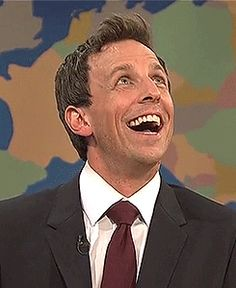17 Signs Seth Meyers Was Destined For Late Night
