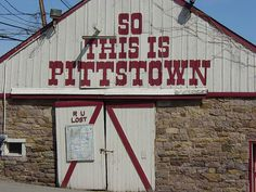 So This Is Pittstown | Flickr - Photo Sharing! Photos, Pictures, Photographs