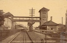 Torrence Rd station