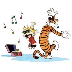 Comics!!!!! Bill Watterson (Calvin and Hobbes)