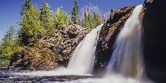 Five Top Spots for Wisconsin Waterfalls