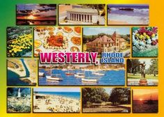 Westerly!