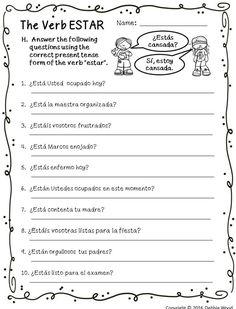 stem changing verbs worksheet spanish learning pinterest spanish worksheets worksheets. Black Bedroom Furniture Sets. Home Design Ideas
