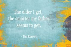 This is so true, I always remember my Dad telling me as you get older life starts to pass by so much faster and boy was he right...I sure do miss him.......