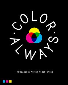 """Color Always."" - Alberto Arni 
