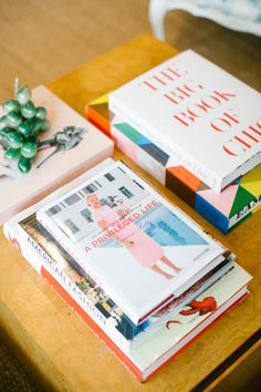 How to style a coffee table: http://www.stylemepretty.com/living/2015/02/19/the-most-fashionable-coffee-table-books/