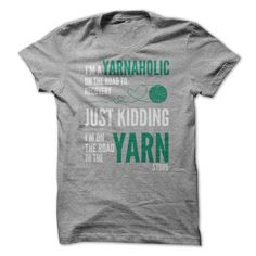 Check out all knitting shirts by clicking the image, have fun :) #KnittingShirts #Knitting #Knit #Crochet