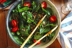 Pratik Diyet Yemekleri: Az Kalorili 20 Nefis Tarif - Yemek.com Salad Sandwich, Seaweed Salad, Raw Food Recipes, Celery, Spinach, Sandwiches, Good Food, Vegetables, Ethnic Recipes