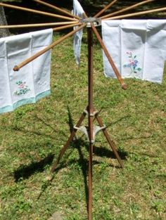 Laundry Clothes rack Tips on Finding an Adirondack Chair Seller Adirondack chairs are popular pieces Wooden Clothes Drying Rack, Laundry Drying, Vintage Laundry, The Good Old Days, Laundry Room, Laundry Art, Hanger, Household, Old Things