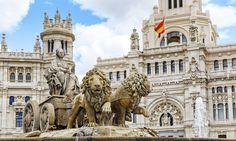Madrid-Städtetrip im zentralen Hostel! 3 Tage ab 76 € | Urlaubsheld.de