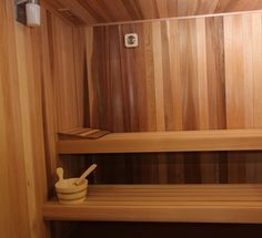 5 x 7 x 7 Baltic Leisure Silver Series Pre-cut Sauna Package