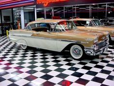 1958 Chevrolet Bel Air Coupe -