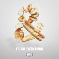 We're not just fruits and vegetables. We're Fresh Everything!