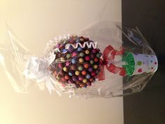 Rolo and Smarties Sweet Tree by Treelicius Sweets