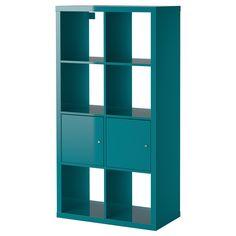 KALLAX Open kast met deuren - IKEA
