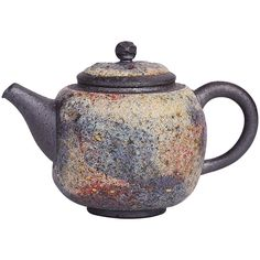 """Yan Kuang"" (Rock Ore) Teapot 200CC, Fully Handmade Chinese Tea Set, Pu Erh Tea, Oolong Tea, Teapot, Rock, Handmade, Gifts, Tea Pot, Hand Made"