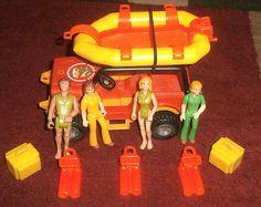 Vintage Fisher Price Adventure People Set..1977 for USD30.00 #Toys #Hobbies #Preschool #Adventure Like the Vintage Fisher Price Adventure People Set..1977? Get it at USD30.00!