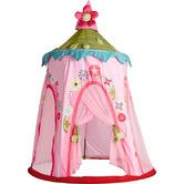 Found it at Wayfair - Floral Wreath Play Tent