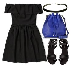 """""""853. El Perdon"""" by adc421 ❤ liked on Polyvore featuring Abercrombie & Fitch, H&M, Proenza Schouler and july"""