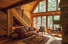 Hemlock Hideaway - Blue Ridge, GA - Cabin Rentals of Georgia