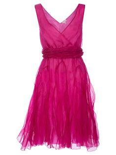fuchsia dress @ http://www.farfetch.com/shopping/women/parosh-sleeveless-silk-dress-item-10151231.aspx