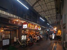 夜散歩のススメ「赤羽一番街シルクロード」 東京都北区