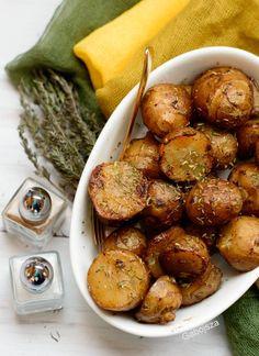 """""""Anya, ez isteni!..."""", avagy Gabojsza konyhája: Citromos kakukkfüves sült csicsóka Smart Chef-ben"""