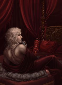 :star:I love vampires, so I decided to read a book by Anne Rice.:star: Fan - Art by the ''Vampire chronicles'' Fantasy Male, Dark Fantasy Art, Fantasy Artwork, Fantasy World, Dark Art, Anime Naruto, Anime Guys, Fantasy Inspiration, Character Inspiration