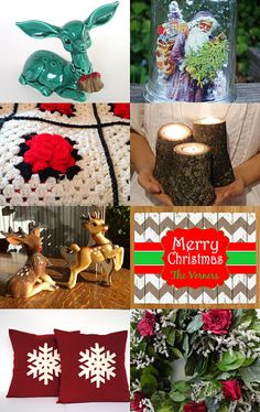 Home for the Holidays! by Ginnie-mom on Etsy