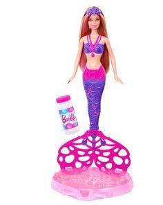 Barbie Bubble-tastic Mermaid Doll $19.97 Shipped!